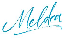 Meldra.com Mobile Retina Logo